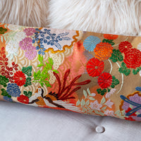Japanese long bolster pillow