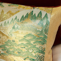 Japanese Temple Pillows