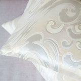 Surf Sea Ocean Decor Pillow Vintage Japanese Silk