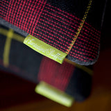 Plaid Wool Cushions
