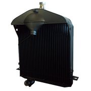 "1924-1927 Model T Radiator ""hi"" style round tube"