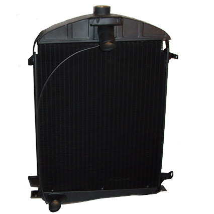 "1930-1931 Ford ""Dimpled"" 6FPI Radiator"