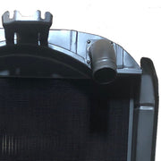 1935 Ford Commercial Truck Radiator Reproduction