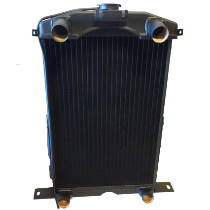 1937 Dlx Ford Radiator Reproduction