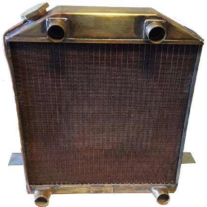 1939 dlx Ford Car Street Rod Radiator