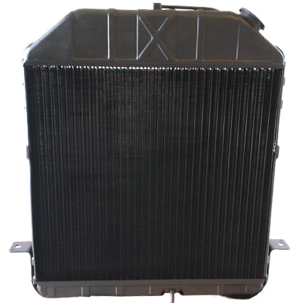 1939 Dlx Ford Car Radiator Reproduction split core