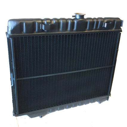 Mercedes Radiators