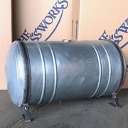 fuel tank 19 gallon steel with spun ends