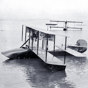 Curtiss Flying Boat Radiators