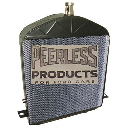 "1924-1927  Model T Radiator ""Hi"" style with Peerless film core"