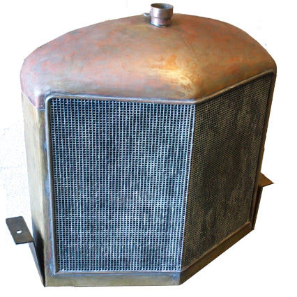 Stanley Steam Car Condenser