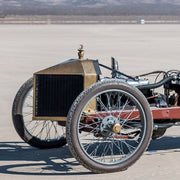 1909-1916 Livingston Super V Speedster Radiator