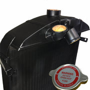 "1930-1931 Ford ""Extreme Touring"" 11FPI Radiator with pressure"