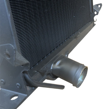 "1928-1929 Ford ""Extreme Touring"" 11FPI Radiator with pressure"