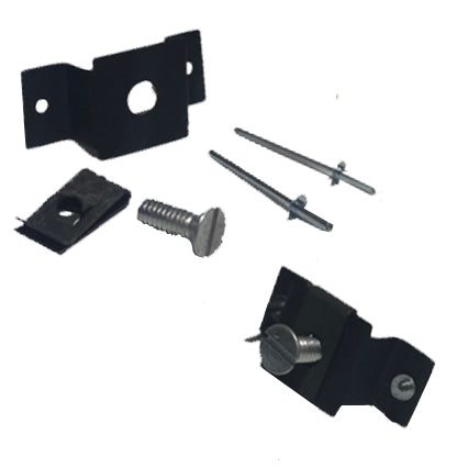 Model T radiator shell mounting kit