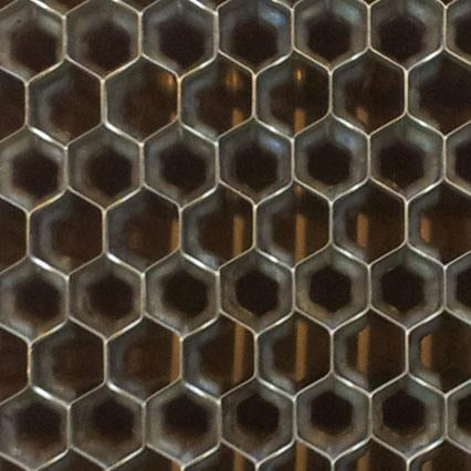 Hexagon or Honeycomb Film Cores