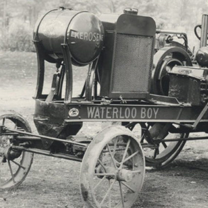 Waterloo Boy Tractor Radiator