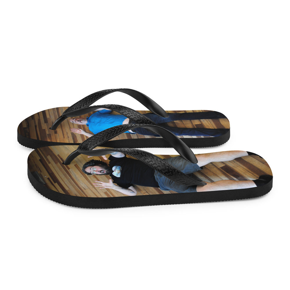 Off The Cuffs Flip-Flops