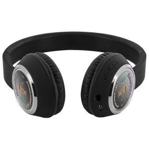 Podcast Jukebox Bluetooth Headphones
