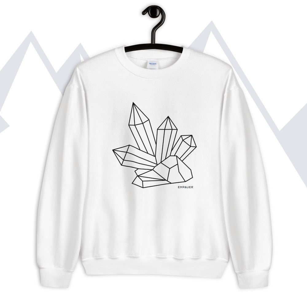 """Crystals"" Sweatshirt"