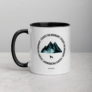 """Escape the Ordinary"" Coffee Mug"
