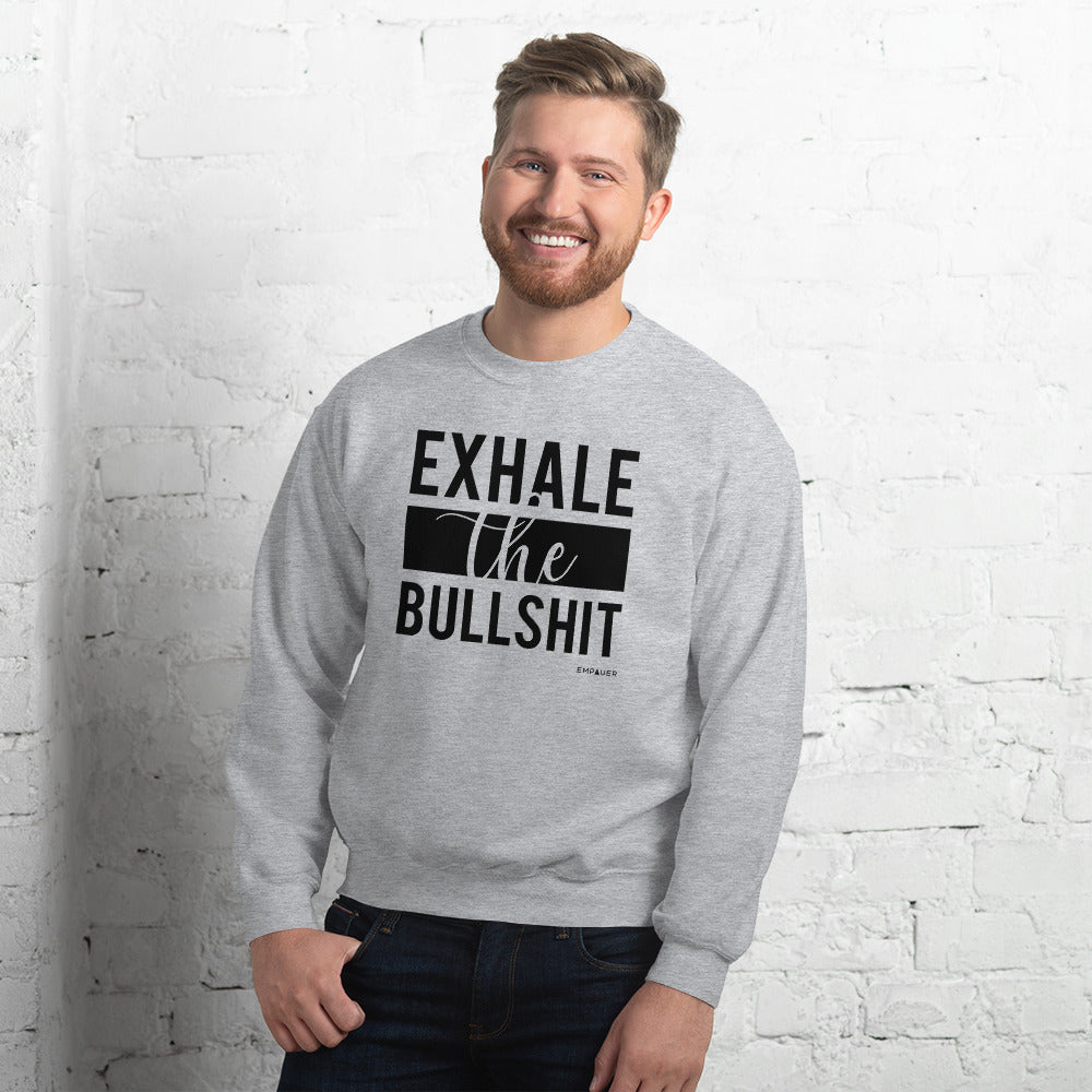 """Exhale"" Sweatshirt"