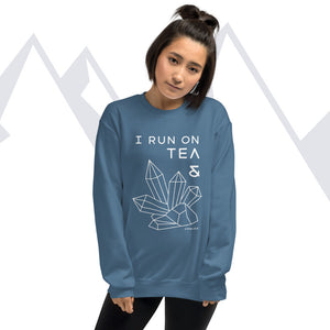 """Tea and Crystals"" Sweatshirt"