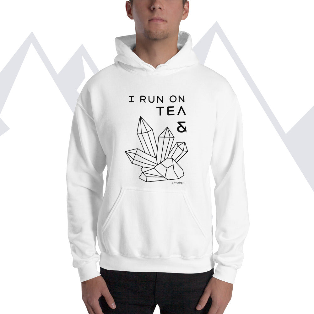 """Tea and Crystals"" Hoodie"