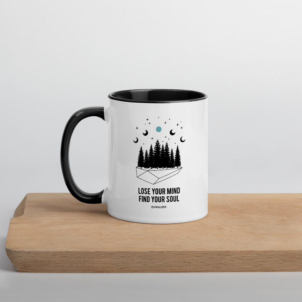 """Lose Your Mind"" Coffee Mug"