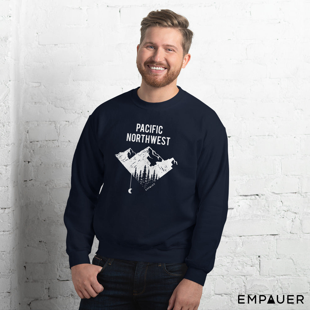 """Pacific Northwest"" Sweatshirt"