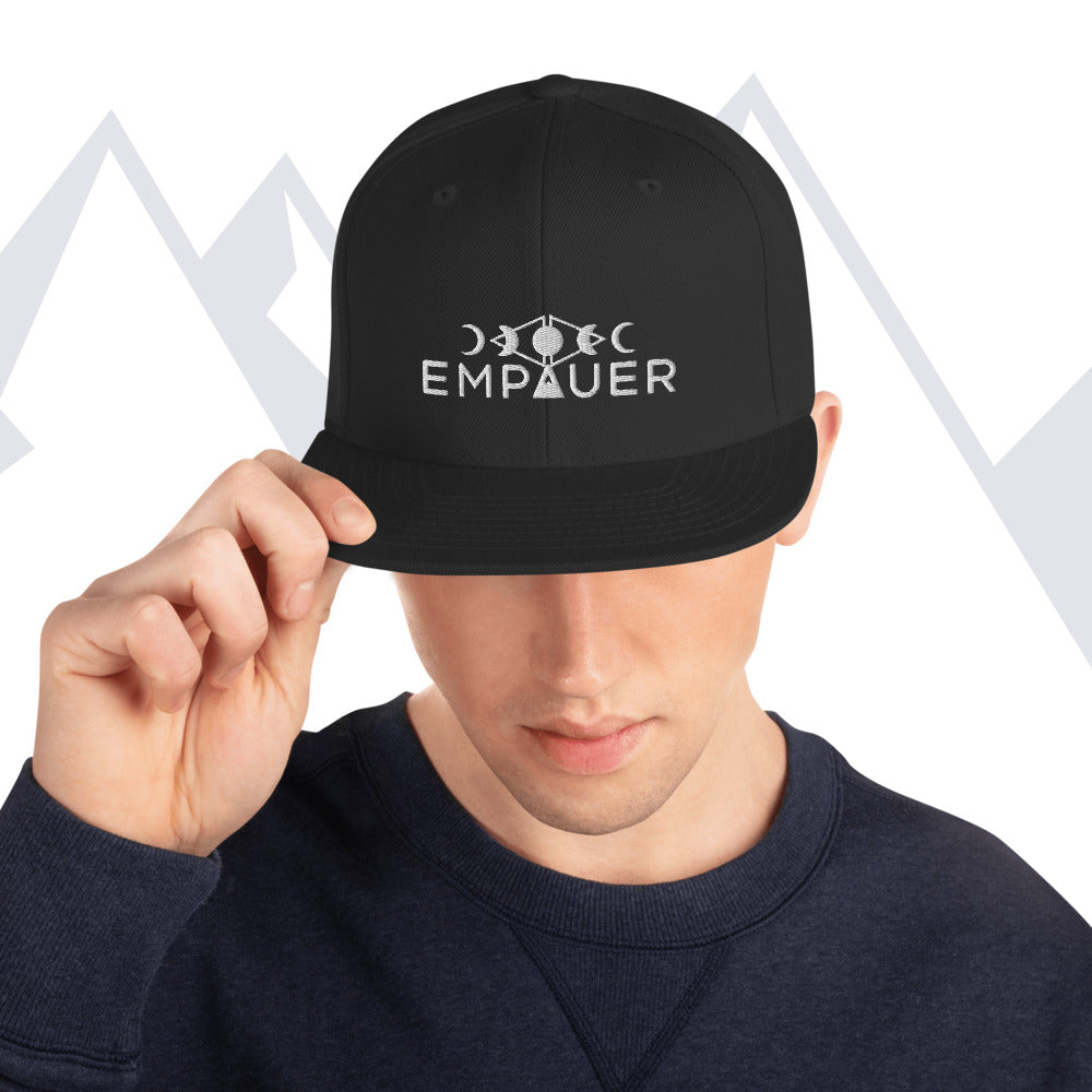 """EMPAUER Moon Phases"" Classic Snapback"