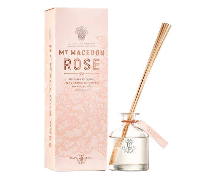 MT MACEDON ROSE DIFFUSER