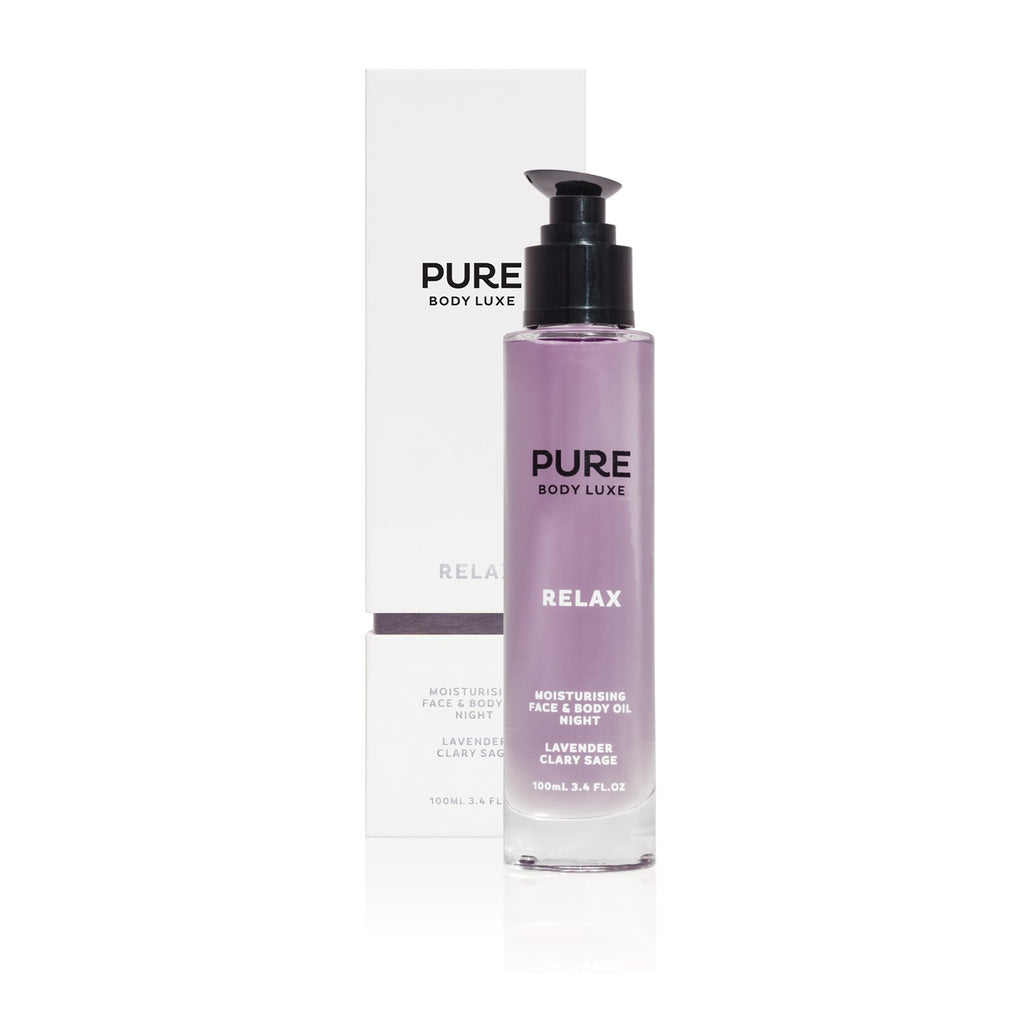 PURE BODY LUXE - RELAX