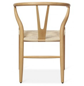 Wishbone Beechwood Chair - Natural