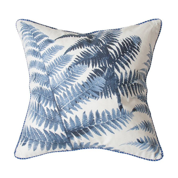 Midnight Tree Fern - Cushion
