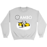 Litecoin Lambo Moon Man Sweatshirt - King Kong Crypto™