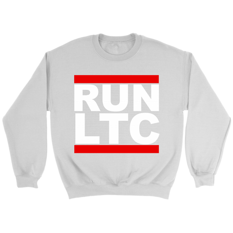 Litecoin Run LTC Sweatshirt - King Kong Crypto™
