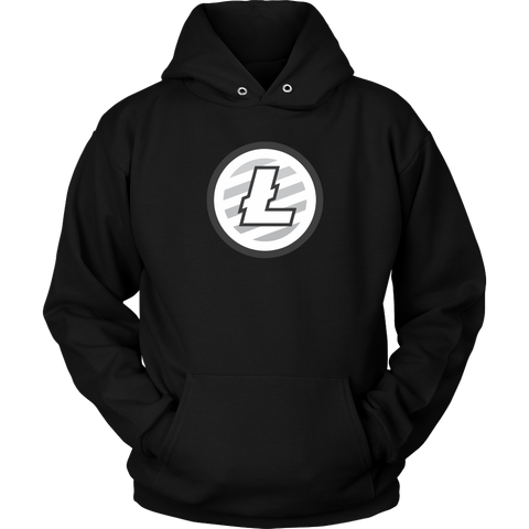 Litecoin Coin Hoodie - King Kong Crypto™