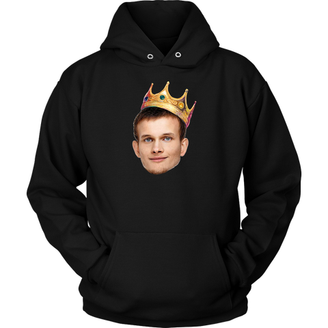 Ethereum Notorious Hoodie - King Kong Crypto™