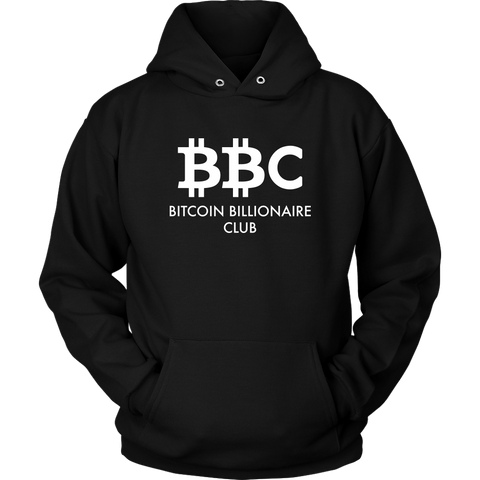 Bitcoin Billionaire Club Hoodie - King Kong Crypto™