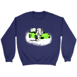 NEO Lambo Moon Man Sweatshirt - King Kong Crypto™