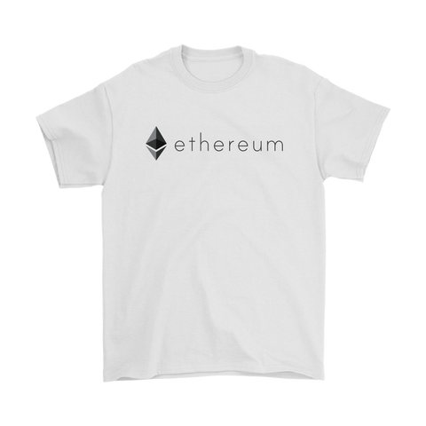 Ethereum Print T-Shirt - King Kong Crypto™