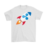 Ripple XRP Rocket T-Shirt - King Kong Crypto™