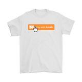 Bitcoin Accepted Here T-Shirt - King Kong Crypto™