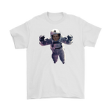 Ethereum Vitalik Spaceman T-Shirt - King Kong Crypto™