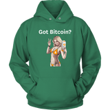 Bitcoin Milk Lady Hoodie - King Kong Crypto™