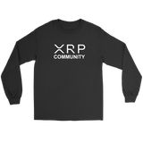 XRP Community Long Sleeve Shirt - King Kong Crypto™