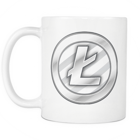 Litecoin Coffee Mug - King Kong Crypto™