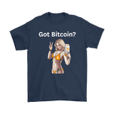 Bitcoin Milk Lady T-Shirt - King Kong Crypto™