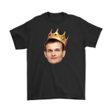 Ethereum Notorious T-Shirt - King Kong Crypto™